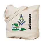 Arkansas Freemasons  Tote Bag