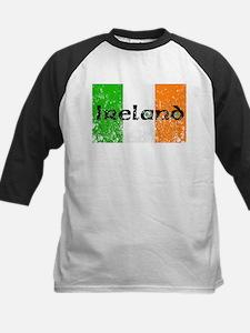 Ireland Flag Distressed Look Tee
