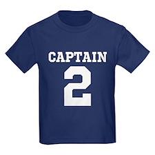 CAPTAIN #2 T-Shirt