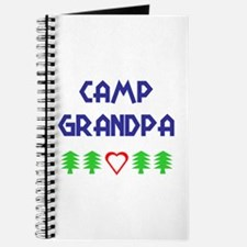 """Camp Grandpa"" Journal"