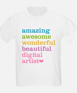 Digital Artis T-Shirt