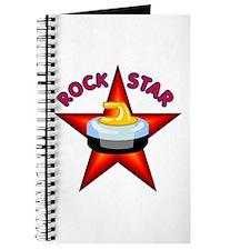 """Rock Star (Curling)"" Journal"
