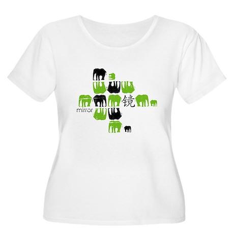 Concept arts Women's Plus Size Scoop Neck T-Shirt