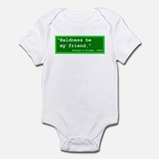 Shakespeare Funny Quote No. 4 Infant Bodysuit