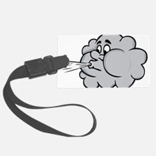 Cloud Luggage Tag