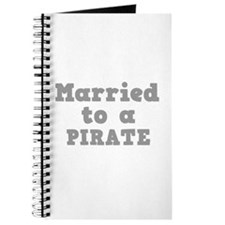 Married to a Pirate Journal