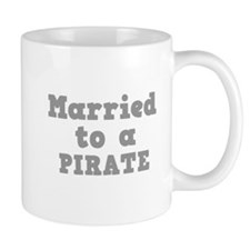 Married to a Pirate Mug