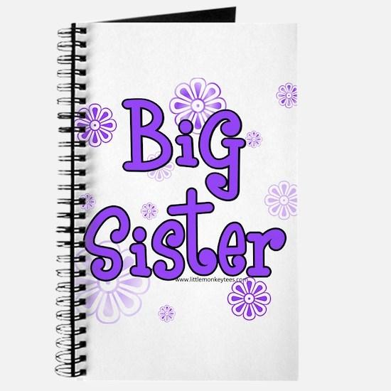 purple big sister Journal