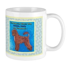 Portuguese Water Dog Brown Cu Mug