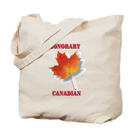 Honorary Canadian Tote Bag
