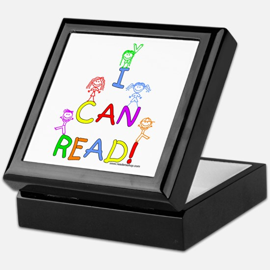 I Can Read 1 Keepsake Box