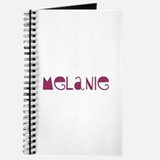 Unique Melanie Journal