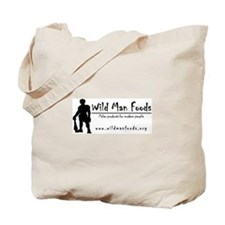 Wild Man REctangle Tote Bag