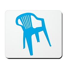 Plastic Chair Mousepad