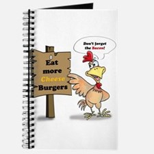 Eat More Burgers Journal