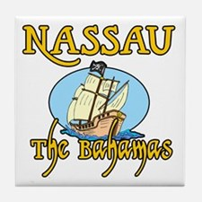 Nassau Tile Coaster