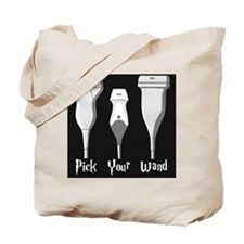 Pick Your Wand Design #1 Tote Bag