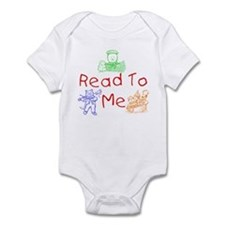 Read-Nursery Rhymes Infant Bodysuit