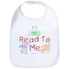 Read-Nursery Rhymes Bib