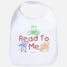 Read-Nursery Rhymes Bib