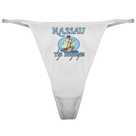 Nassau Classic Thong