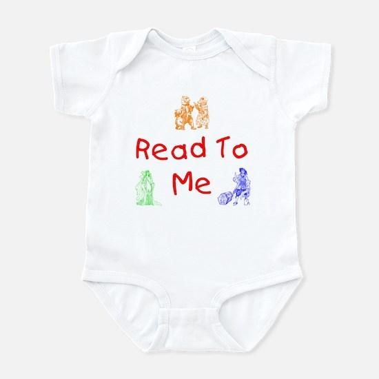 Read-Storybook Infant Bodysuit