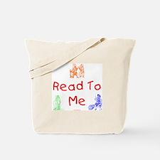 Read-Storybook Tote Bag