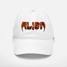 """""""Alien"""" Rustic Baseball Baseball Cap"""