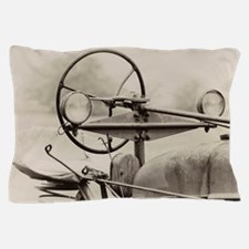 Vintage Farm Tractor Pillow Case