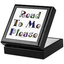 Read to Me Fun Keepsake Box