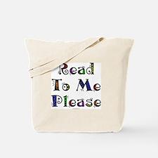 Read to Me Fun Tote Bag