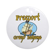 Freeport Ornament (Round)