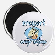 """Freeport 2.25"""" Magnet (10 pack)"""