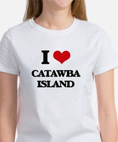 I Love Catawba Island T-Shirt