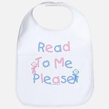 Read to Me Babies Bib