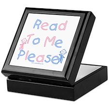 Read to Me Babies Keepsake Box