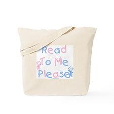 Read to Me Babies Tote Bag