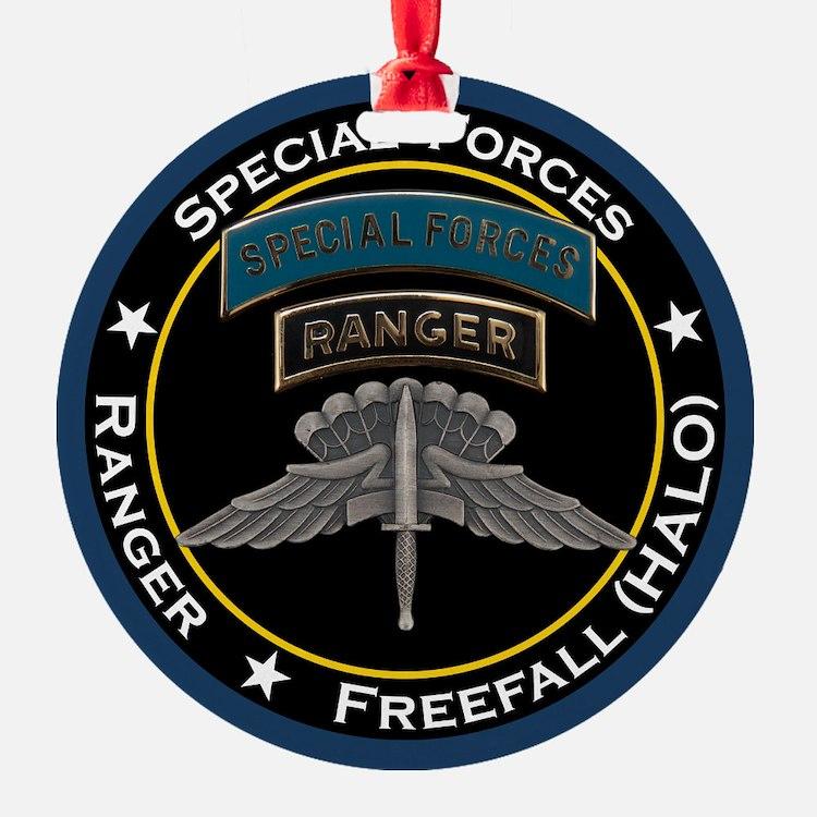 SF Ranger HALO Ornament