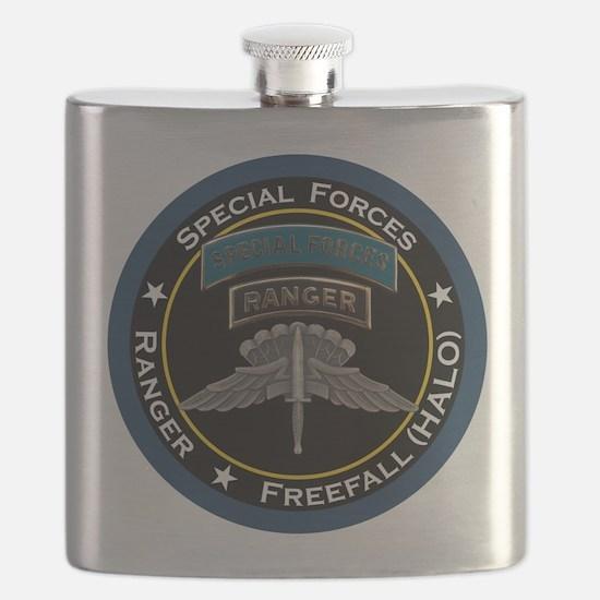 SF Ranger HALO Flask