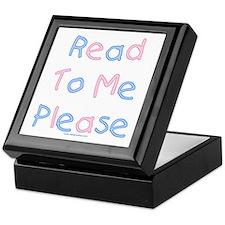 Read to Me Keepsake Box