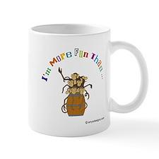 Monkey Mug: Barrel of Monkeys