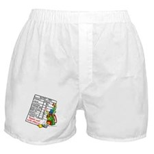Reads Well with Others! Boxer Shorts