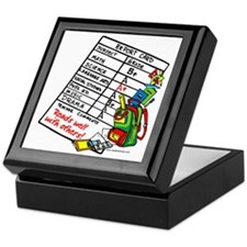 Reads Well with Others! Keepsake Box
