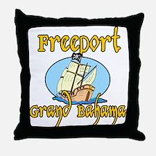 Freeport Throw Pillow