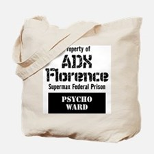 ADX Florence Tote Bag