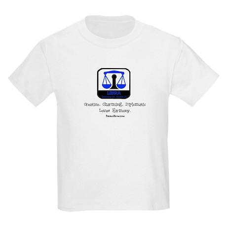 Libra Kids Light T-Shirt