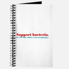 Support Bacteria Journal