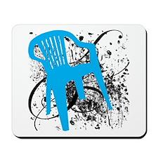 Plastic Chair Graphic Mousepad