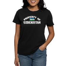Property Of Uzbekistan Tee