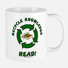 Recycle Knowledge Mug